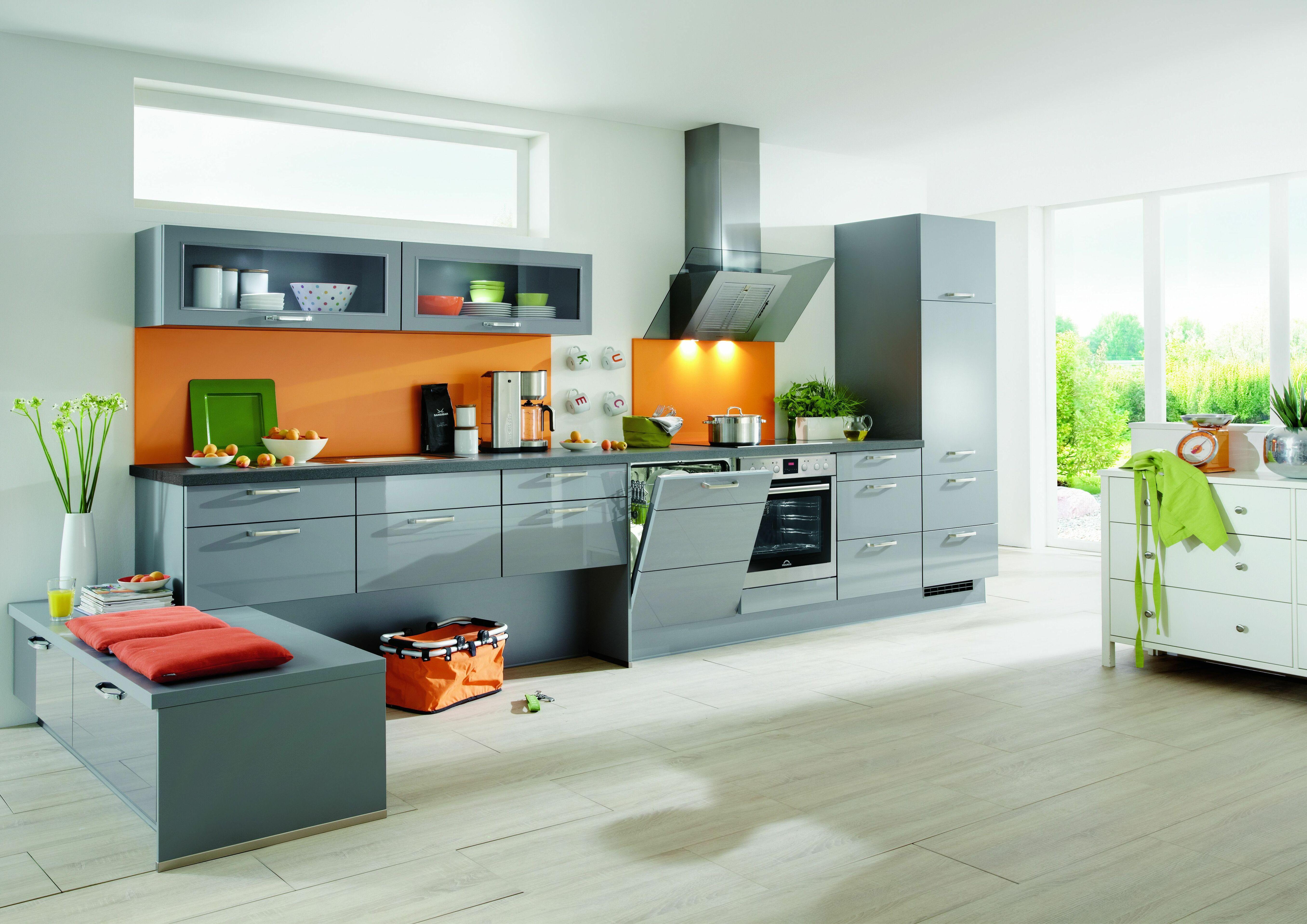 Küchenfarben » diese Farben passen zusammen  Möbelix
