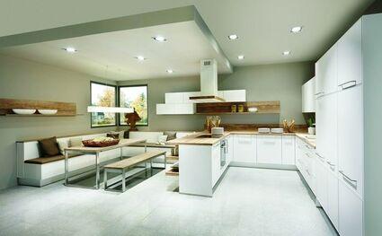 Wohnküche: Was ist bei der Planung offener Küchen zu beachten?