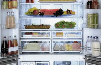 Relativ Kühlschrank richtig einräumen: Wo gehören welche Lebensmittel hin? LE99